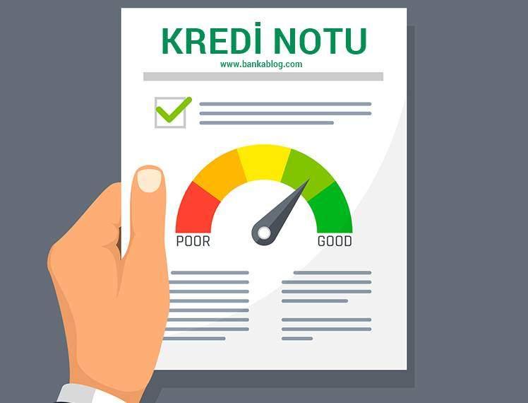 TC Kimlik No ile Kredi Notu